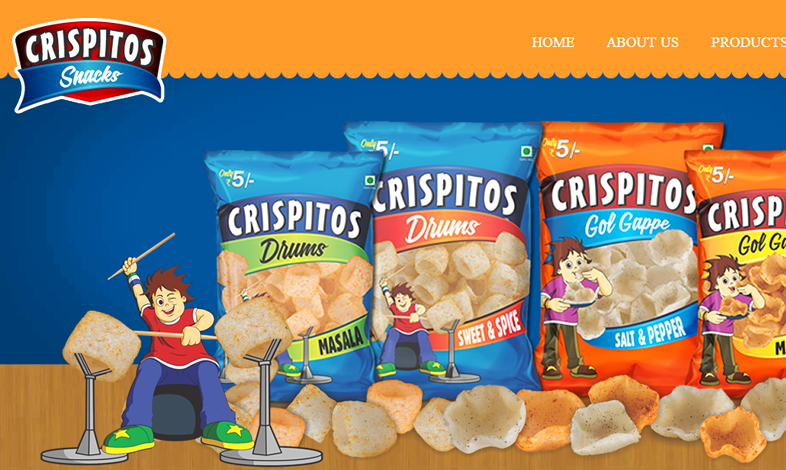 Food Ecommerce website