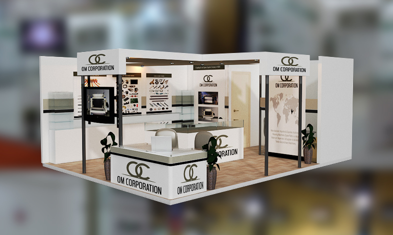 Industry Exhibition Stall Design
