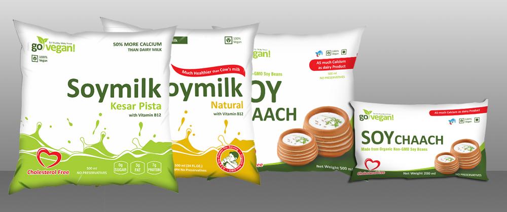 Dairy Milk Pouch Design