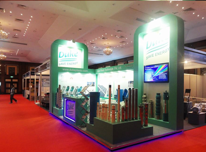 Exhibition Booth Fabrication : Exhibition booth design and fabrication