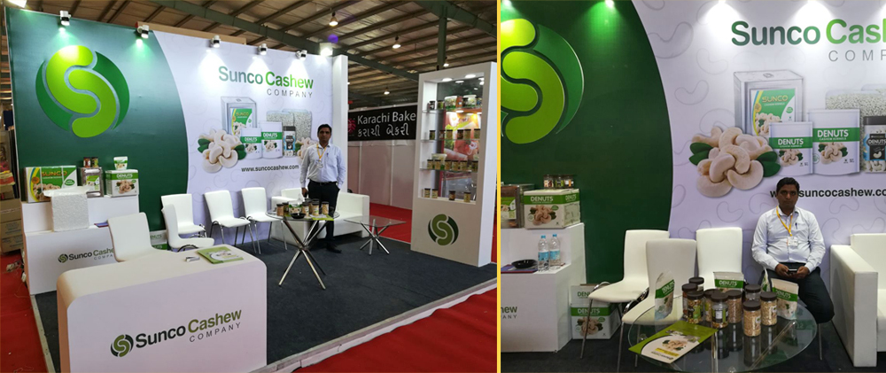 Exhibition Booth Design and Fabrication at Khadhya Khurak