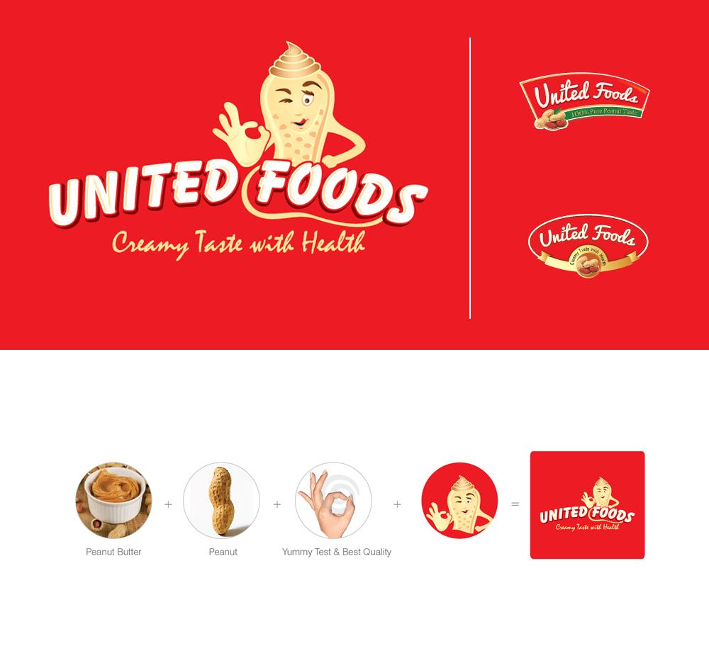 Food Mascot Logo Design