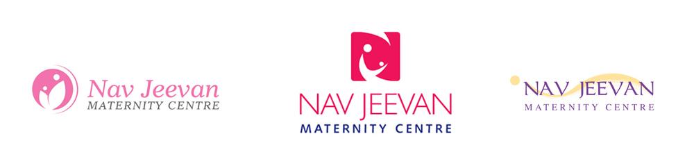 Hospital Logo Design Options