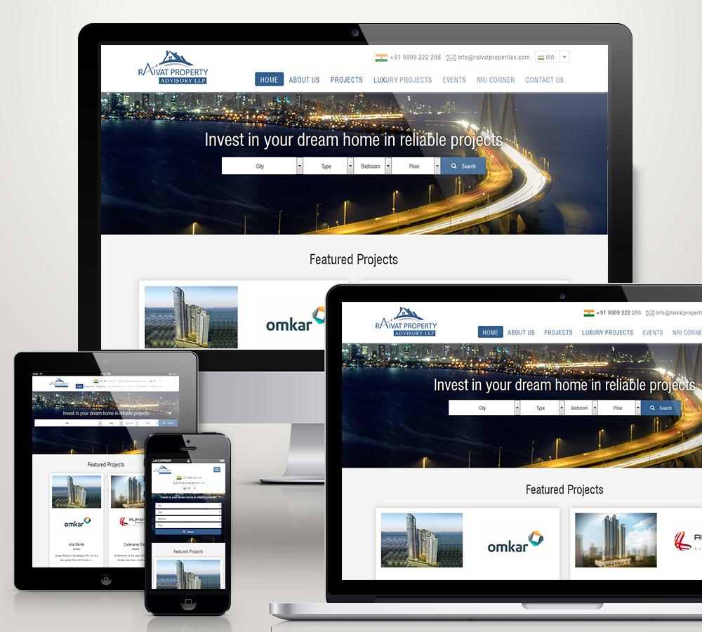 Property Websites Design