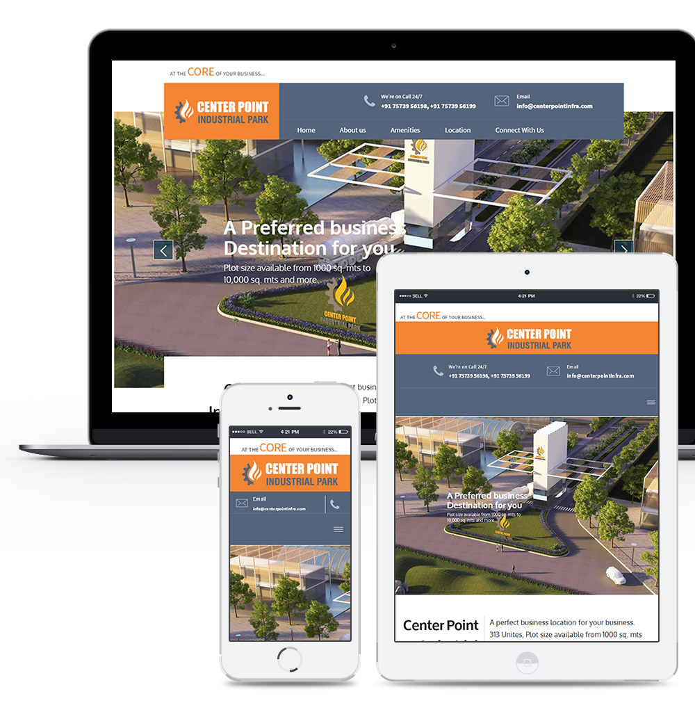 Real Estate WP Website Design