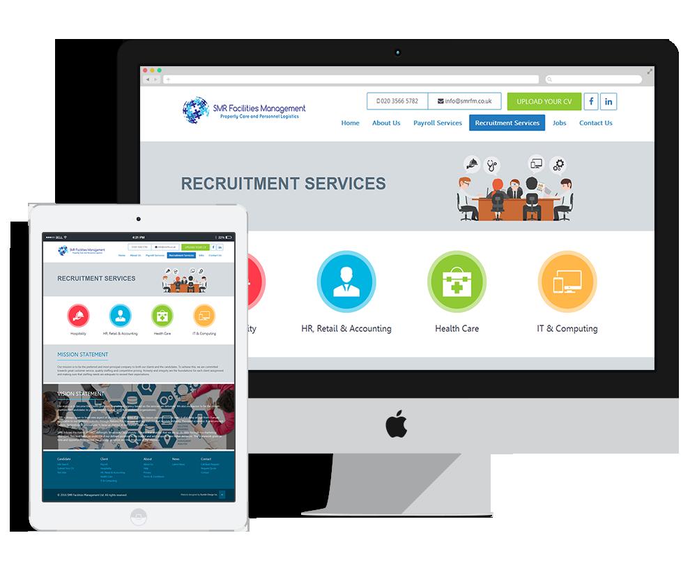 Requirement Website Design
