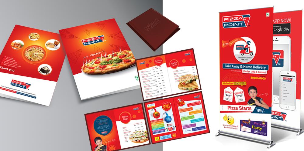 Restaurants Menu Design