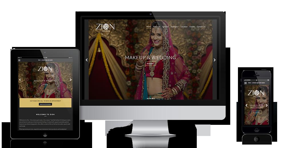 Wordpress Spa and Saloon Website Theme