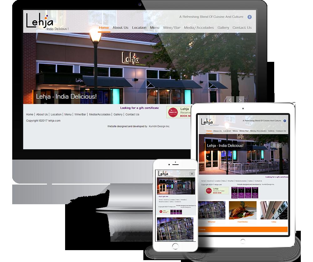 WordPress Restaurant Website