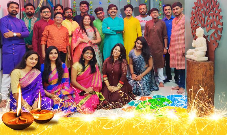 Wishing you a Wonderful Diwali & New Year 2019